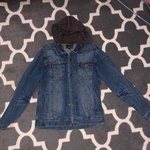 Obey men's Jean jacket